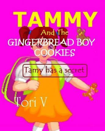 Tammy and the Gingerbread Boy Cookies