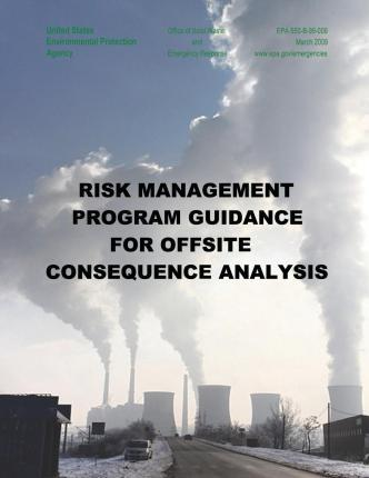 Risk Management Program Guidance for Offsite Consequence Analysis