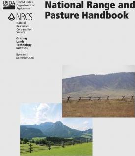 National Range and Pasture Handbook