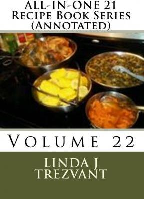 All-In-One 21 Recipe Book Series (Annotated)