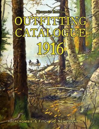 Outfitting Catalogue 1916