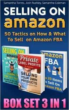 Selling on Amazon Box Set 3 in 1