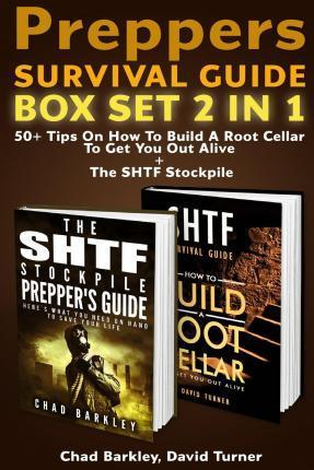 Preppers Survival Guide Box Set 2 in 1