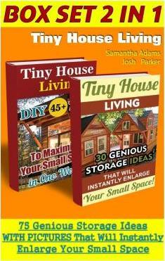 Tiny House Living Box Set 2 in 1