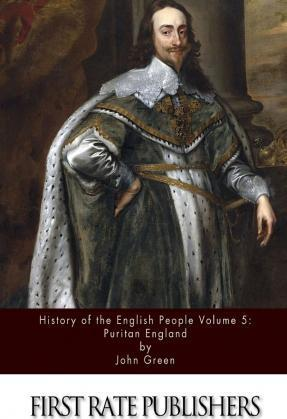 History of the English People Volume 5