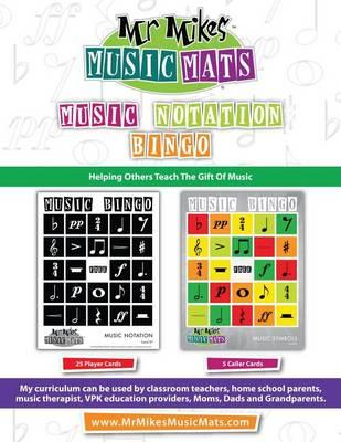 Music Notation Bingo