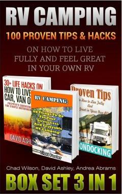 RV Camping Box Set 3 in 1