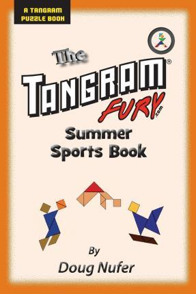 Tangram Fury Summer Sports Book