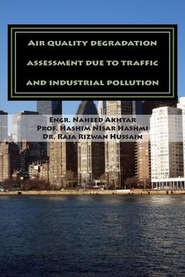 Air Quality Degradation Assessment Due to Traffic and Industrial Pollution