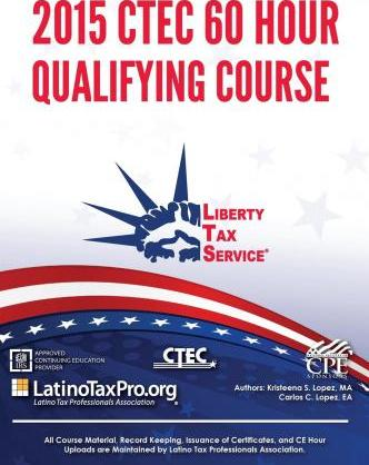 2015 Ctec 60 Hour Qualifying Course