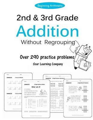 2nd and 3rd Grade Addition Without Regrouping