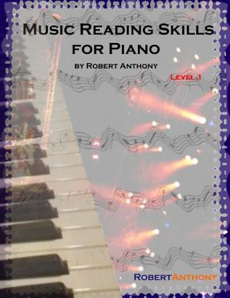 Music Reading Skills for Piano Level 1