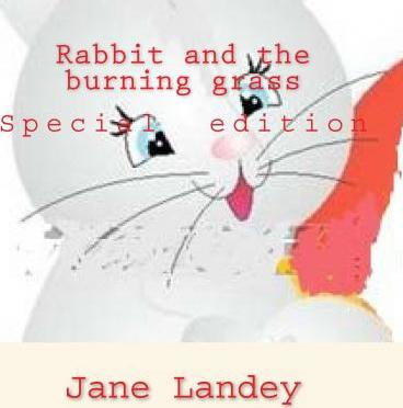 Rabbit and the Burning Grass