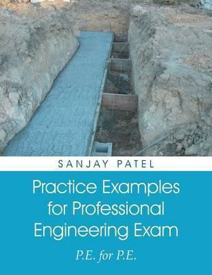 Practice Examples for Professional Engineering Exam
