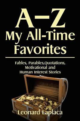 A-Z My All-Time Favorites
