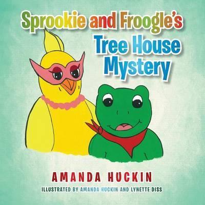 Sprookie and Froogle's Tree House Mystery