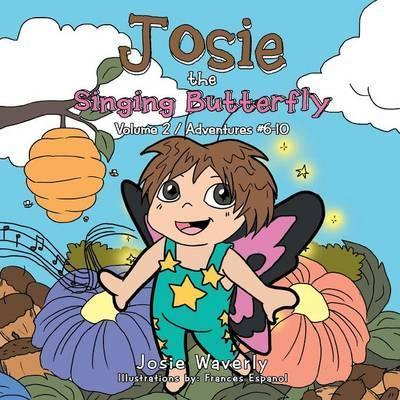 Josie the Singing Butterfly