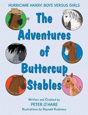 The Adventures of Buttercup Stables