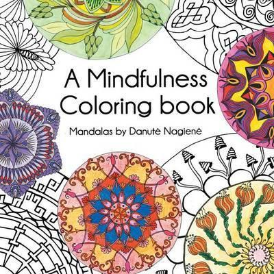 A Mindfulness Coloring Book