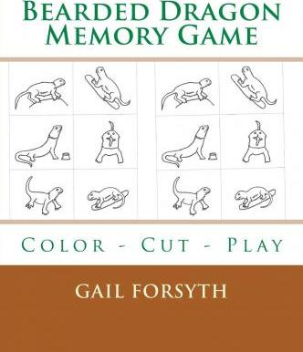 Bearded Dragon Memory Game