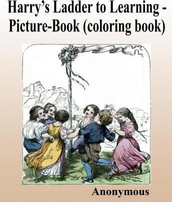 Harry's Ladder to Learning - Picture-Book (Coloring Book)