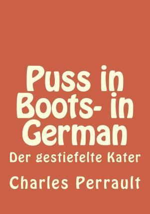 Puss in Boots- In German