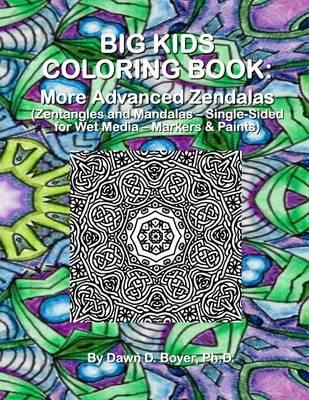 Big Kids Coloring Book