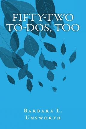 Fifty-Two To-DOS, Too