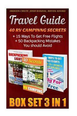 Travel Guide Box Set 3 in 1