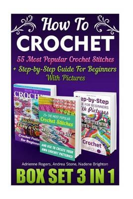 How to Crochet Box Set 3 in 1