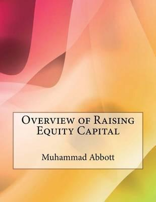 Overview of Raising Equity Capital