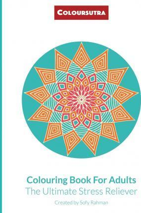 Coloursutra. Colouring Book for Adults