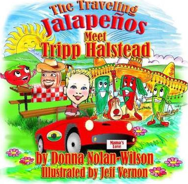 The Traveling Jalapenos Meet Tripp Halstead