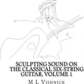 Sculpting Sound on the Classical Six-String Guitar, Volume 1