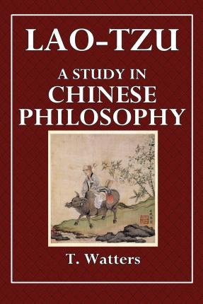 Lao_tzu a Study in Chinese Philosophy