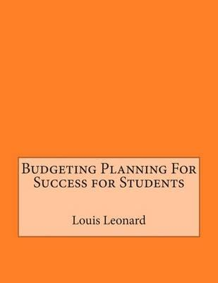 Budgeting Planning for Success for Students