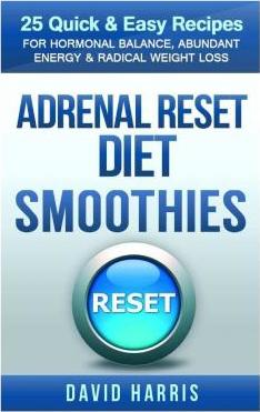 Adrenal Reset Diet Smoothies