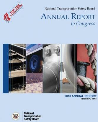 National Transportation Safety Board Annual Report to Congress