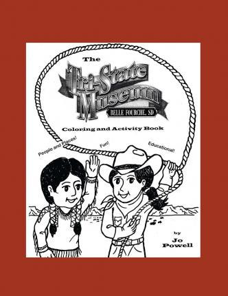The Tri-State Museum Activity and Coloring Book