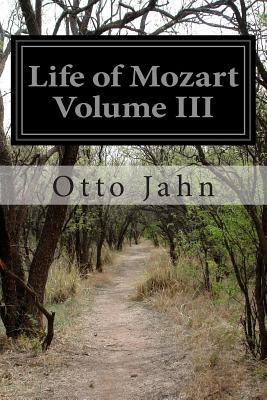 Life of Mozart Volume III