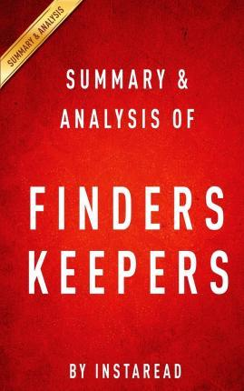 Summary & Analysis of Finders Keepers