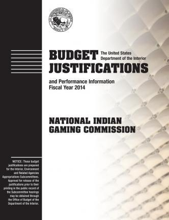 Budget Justifications and Performance Fiscal Year 2014