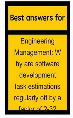 Best Answers for Engineering Management