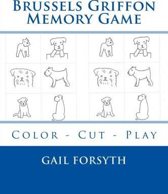 Brussels Griffon Memory Game