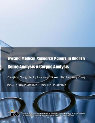 Writing Medical Research Papers in English