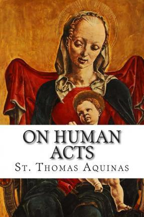 On Human Acts
