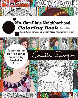 Ms. Camilla's Neighborhood Coloring Book