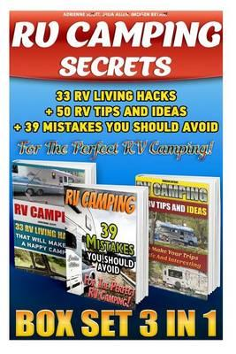 RV Camping Secrets Box Set 3 in 1