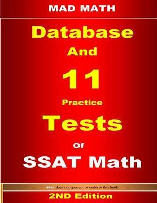 SSAT Database and 11 Tests