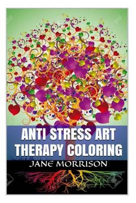 Anti Stress Art Therapy Coloring